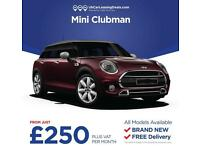 Brand New Mini Clubman - All models available