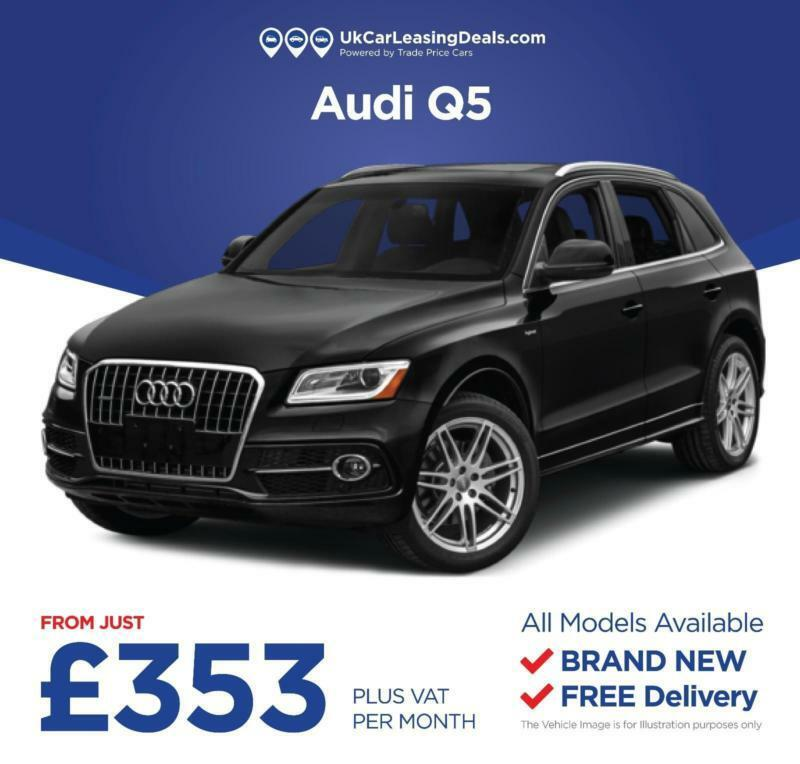 Audi Q5 Lease >> Brand New Audi Q5 On Lease Contracts In Wickford Essex Gumtree