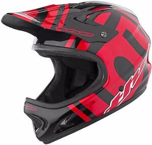 Brand New T.H.E.Full Face Bike Helmet DH MSRP $200 - Red / Black