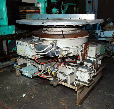 Lucas 48 Inch Tilting Rotary Table Inv.29538