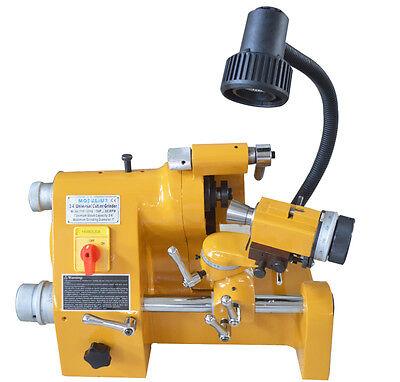 Ce 110v60hz R8 Collets Universal Cutter Grinder Sharpener For End Mill Graver