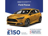 Brand New Ford Focus - All Models Available