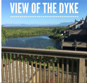 $3200 / 3br - 1240ft2 - Waterview 2 Bdrms   Den on the dyke
