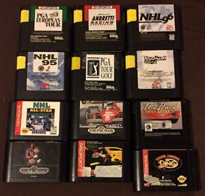 12 Sega Genesis Games