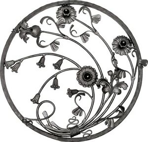 Wall Decor- wrought iron - very pretty!