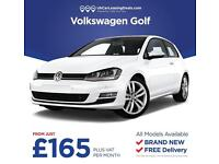 Brand New Volkswagen Golf - all models available