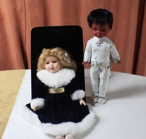Authentic Sabrina Carrera Doll & Regal Toy Ltd Native Doll Kingston Kingston Area image 2