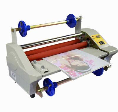 A3 8350 Hot And Cold Roll Laminating Machine 8350 Film Laminator 220v