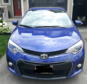 Lease Takeover 2016 Toyota Corolla Type S