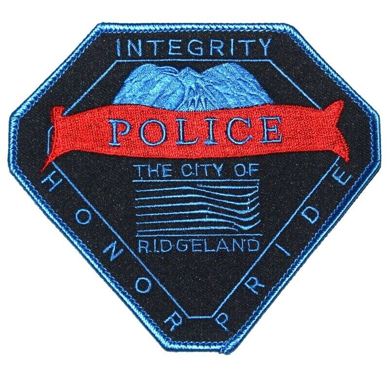 RIDGELAND – SWAT - MISSISSIPPI MS Sheriff Police Patch SUBDUED ~