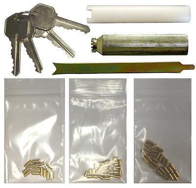 Kwikset Rekey Kits 4 Keys 12 Locks Rekeying 6 Pins Kit Locksmith Tools Key Pin