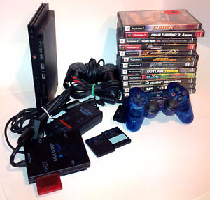 PS2 with All the Fixin's