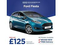 Brand New Ford Fiesta - All Models Available