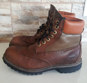 Timberland bottes d'hiver