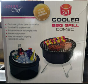 BBQ/Cooler Combo
