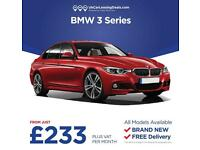 Brand New BMW 3 Series - All Models Available