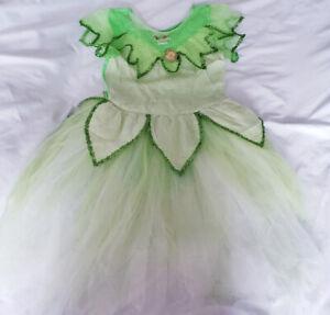 Disney Tinkerbell Dress (size 7/8) - $20