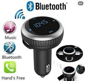 In car bluetooth, wireless