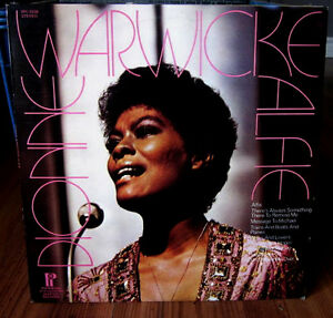 (3) DIONNE WARWICK Vinyl LPs - ALL in EX or Better - 1965 - 1975 Kitchener / Waterloo Kitchener Area image 5