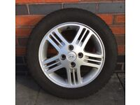 winter tyres & alloys Hyundai i10
