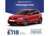 Brand New VW Volkswagen Polo - All Models available