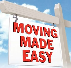 ⭐️⭐️ MOVING MADE EASY ⭐️⭐️ 647 949 4733
