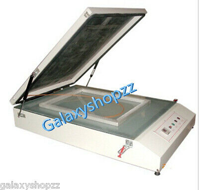 2435 Vacuum Cold Light Illuminator Uv Exposure Unit Screen Printing Machine