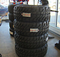 Brand New Trail Digger Tires - Mud and Snow Prince George British Columbia Preview