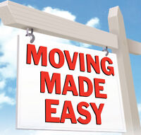 ⭐️⭐️ MOVING MADE EASY ⭐️⭐️ 647 949 4733 - $150 special!