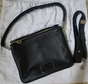 Authentic Marc Jacobs handbag real leather