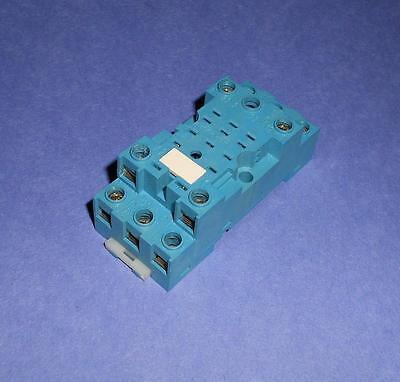 Finder 94.73 General Purpose Relay Socket 10 Amp 250 Vac Super Fast Shipping