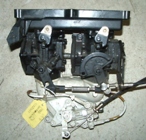 Looking for double carb assembly. 587 seadoo