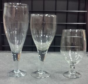 Restaurant/Bar Glassware only 50 cents/glass and More Deals