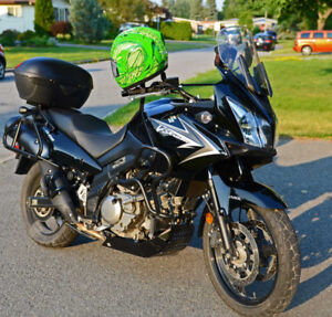 2009 Suzuki 650 Vstrom ABS with all the bells and whistles