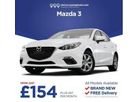 Brand New Mazda 3 - All models available