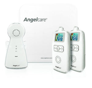 ANGELCARE Monitor w/ 2 parental units - LIKE NEW