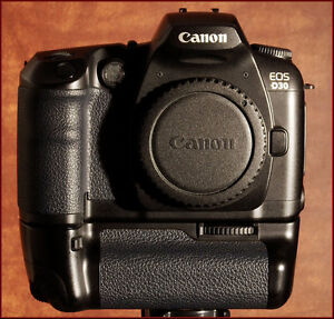 Beautiful Canon D30