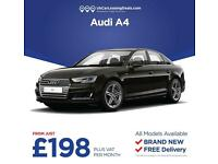 Brand New Audi A4 On Lease Contracts