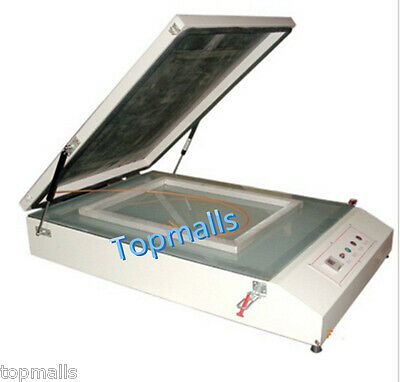 2435vacuum Cold Light Illuminator Uv Exposure Unit Screen Printing Machine