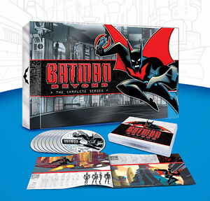 Selling Batman Beyond Box Set on DVD