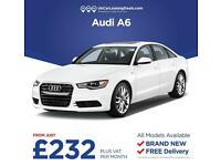 Brand New Audi A6 Saloon - All models available