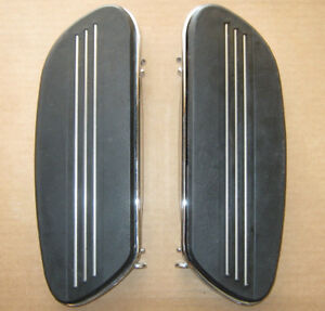 Harley Streamliner Rider Footboard Kit New Take Offs ½ Price