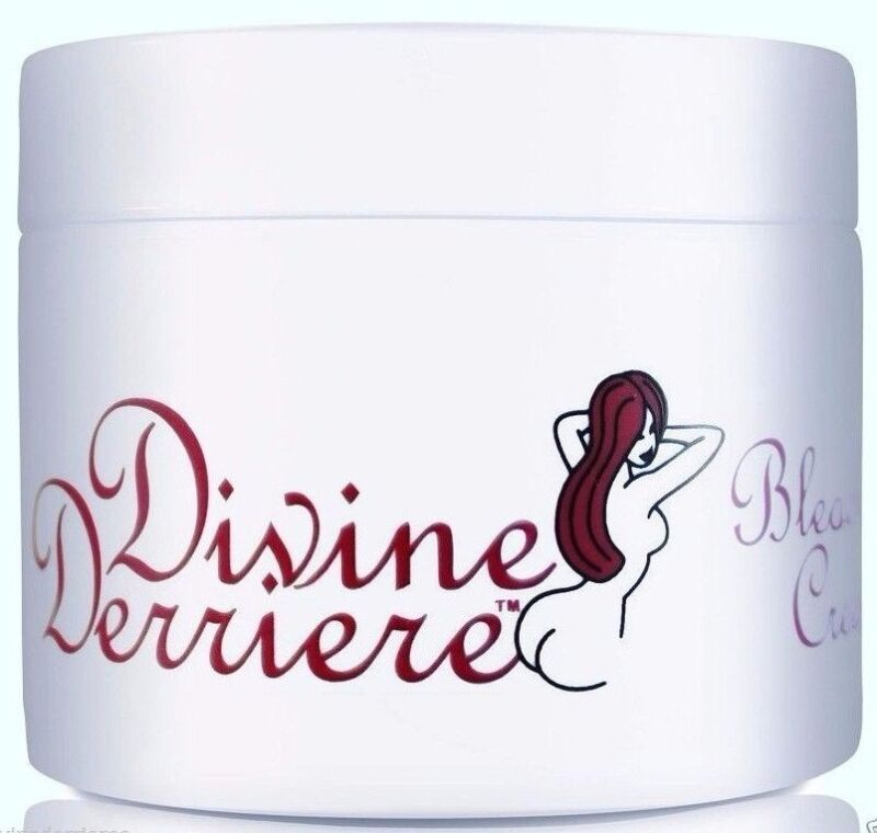 1 Divine Derriere BLEACHING Skin Bleach Anal Bleach Skin Lightening POTENT 1oz