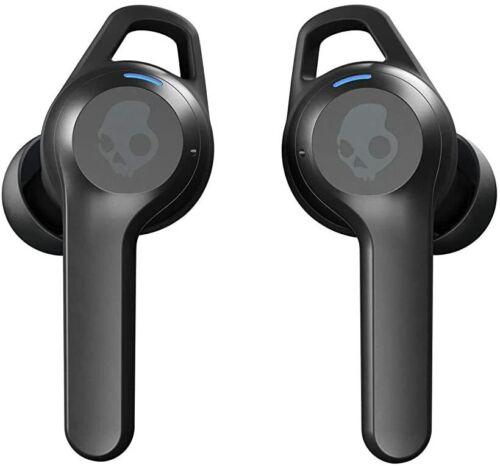 Skullcandy INDY XT EVO True Wireless Bluetooth Earbuds (Certified Refurb)-BLACK