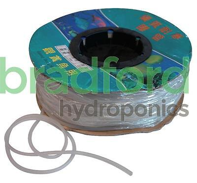 Air Pipe 4mm Silicon Tubing 100m Roll