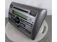 Fiat Stilo 2001-2007 cd player