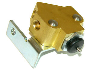 70-71-Mopar-E-body-Cuda-Challenger-Disc-Brake-Proportioning-Brass-Hold-Off-Valve