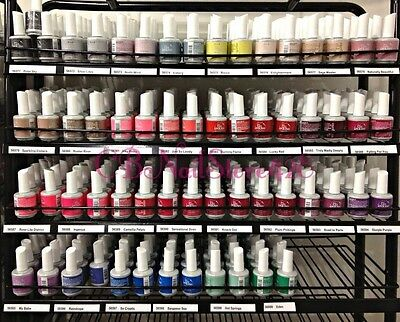 IBD Just Gel Polish-Soak Off Nail Gel Polish- Choose Any Col