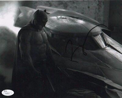 Ben Affleck Batman Autographed Signed 8X10 Photo Jsa Coa  15