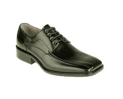 Stacy Adams Boys' Modena Ring Bearer Oxford Shoes, Black,  Size US 12.5M](Ring Bearer Shoes)